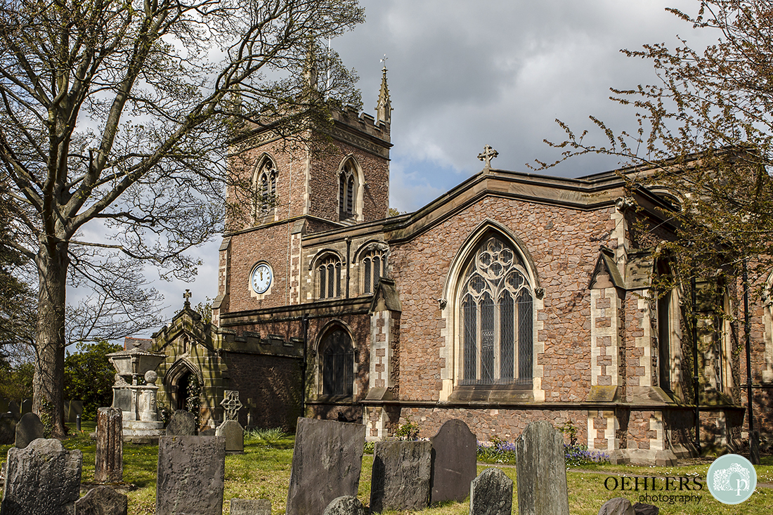 Holy Trinity Church, Barrow upon Soar.