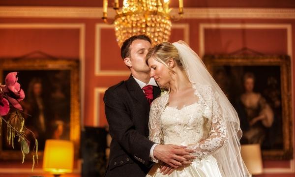 Wedding at Thrumpton Hall, Nottingham