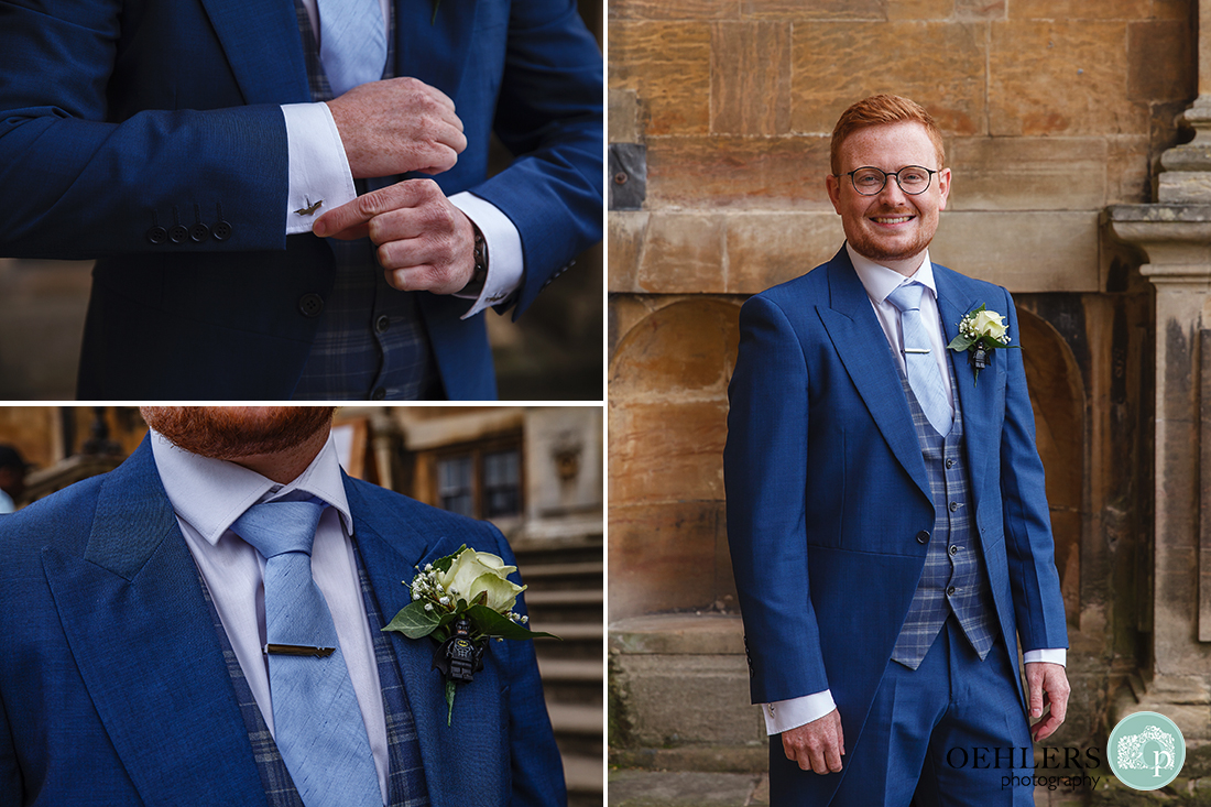 photo of the groom and his details