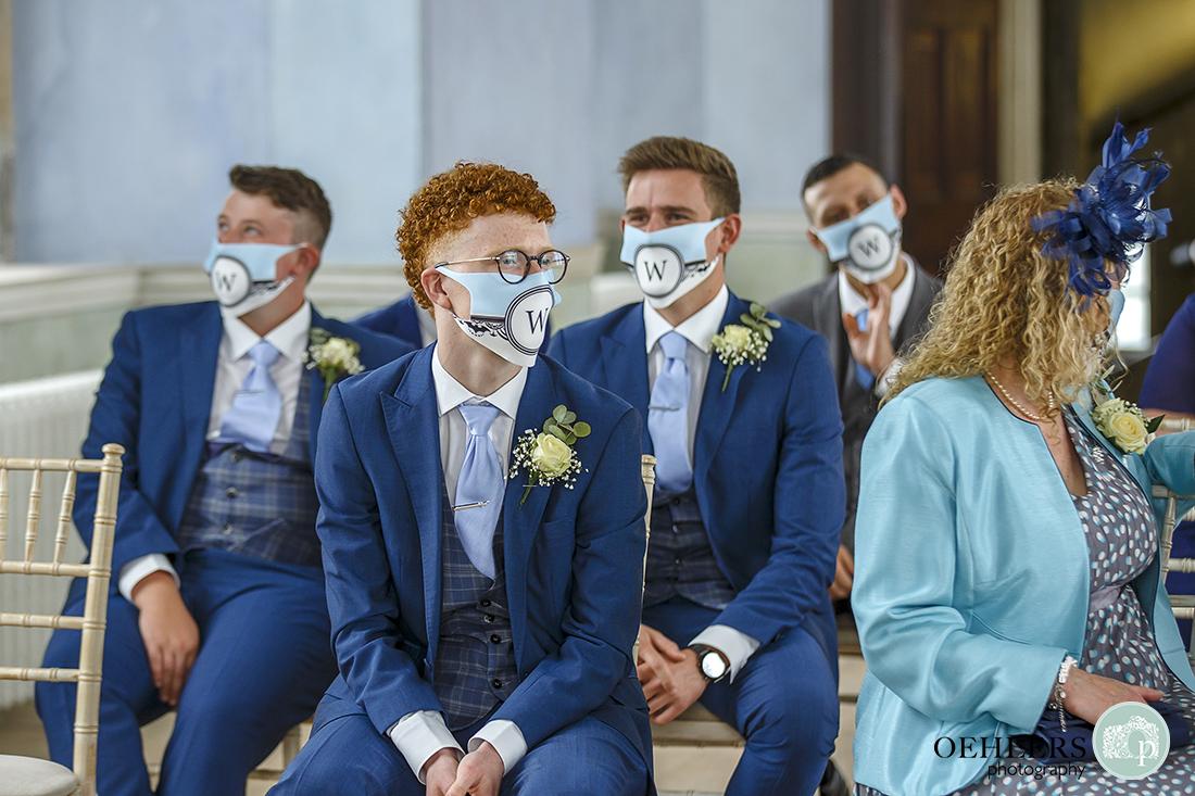 wollaton hall wedding ceremony
